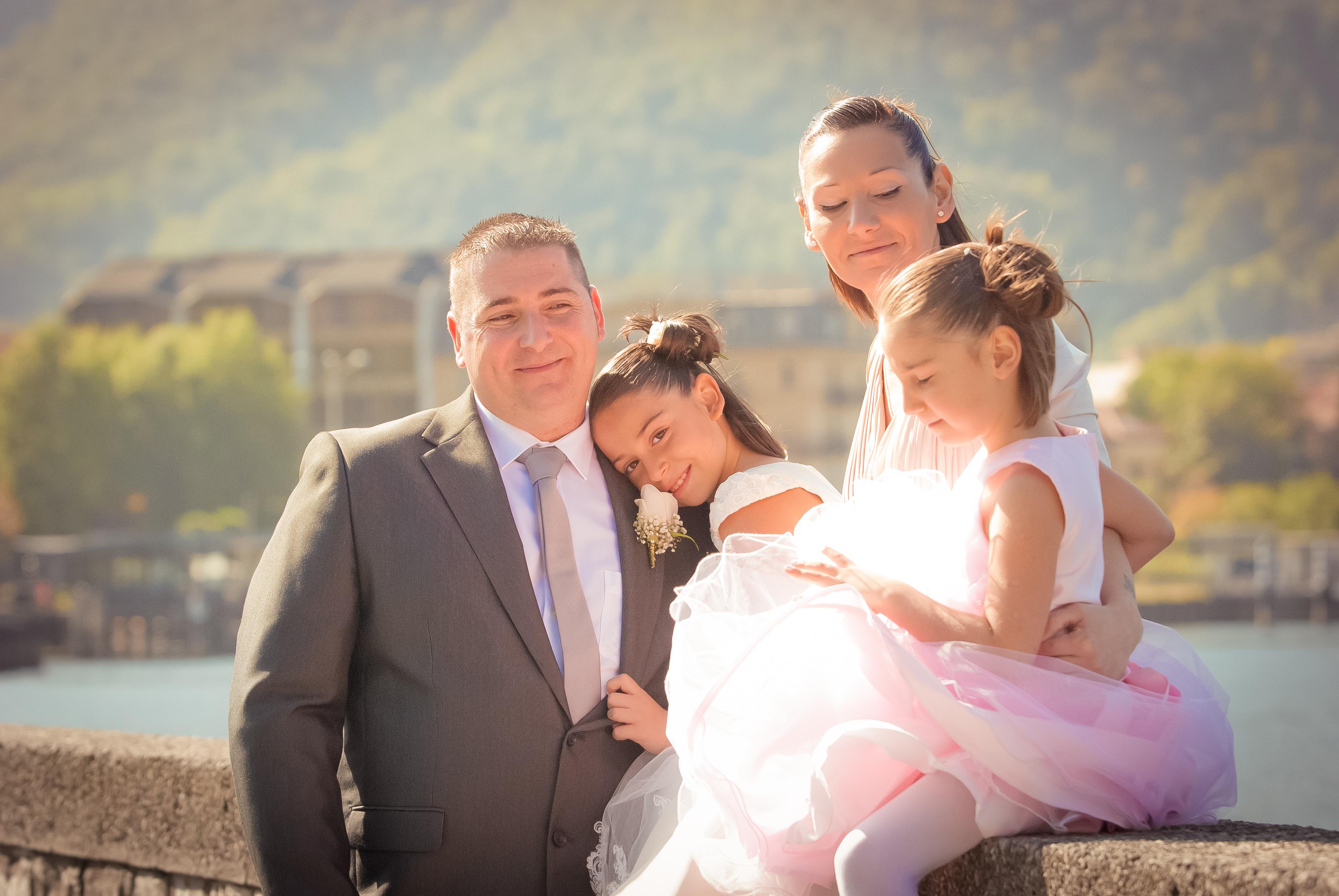 Matrimonio Silvia & Mauro - Lago di Como